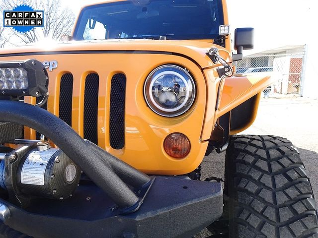 2012 Jeep Wrangler Unlimited Sport Madison, NC 9