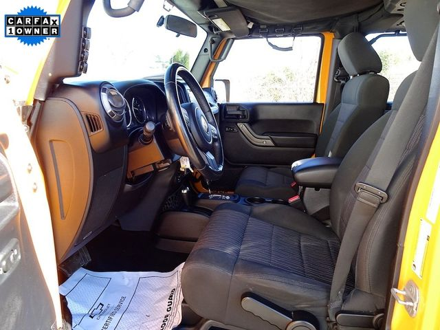 2012 Jeep Wrangler Unlimited Sport Madison, NC 36