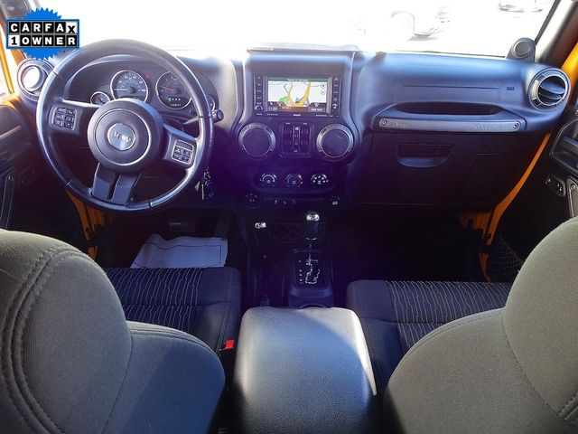 2012 Jeep Wrangler Unlimited Sport Madison, NC 45