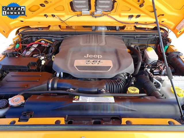 2012 Jeep Wrangler Unlimited Sport Madison, NC 52