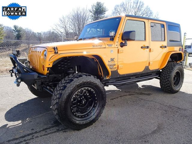 2012 Jeep Wrangler Unlimited Sport Madison, NC 6