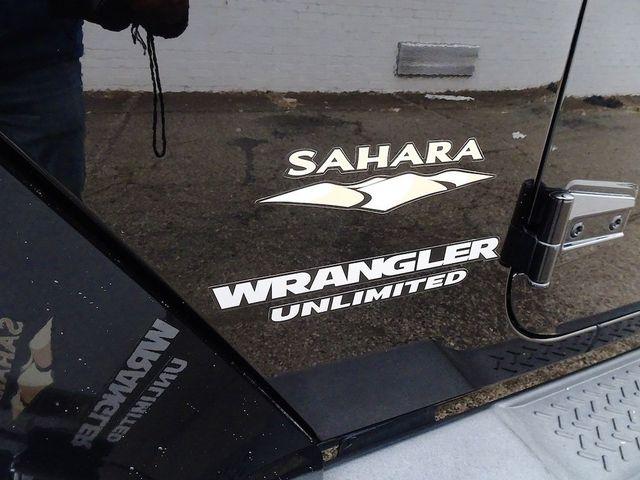 2012 Jeep Wrangler Unlimited Sahara Madison, NC 10