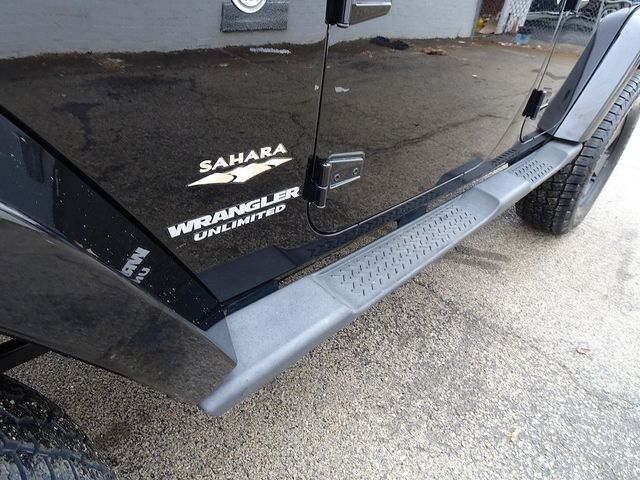 2012 Jeep Wrangler Unlimited Sahara Madison, NC 12