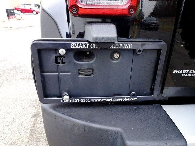 2012 Jeep Wrangler Unlimited Sahara Madison, NC 13
