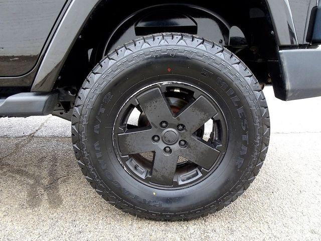 2012 Jeep Wrangler Unlimited Sahara Madison, NC 14
