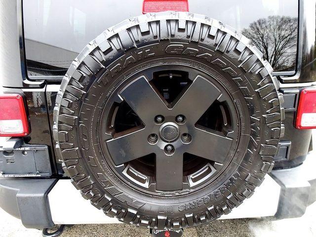 2012 Jeep Wrangler Unlimited Sahara Madison, NC 15
