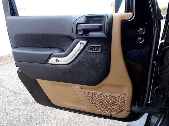 2012 Jeep Wrangler Unlimited Sahara Madison, NC 27