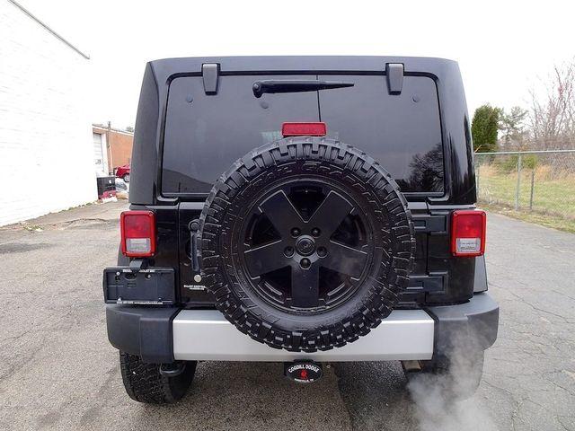2012 Jeep Wrangler Unlimited Sahara Madison, NC 3