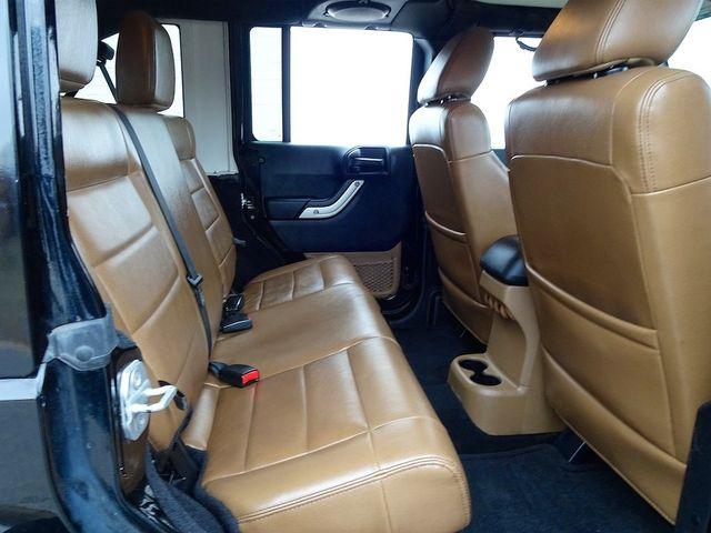 2012 Jeep Wrangler Unlimited Sahara Madison, NC 35