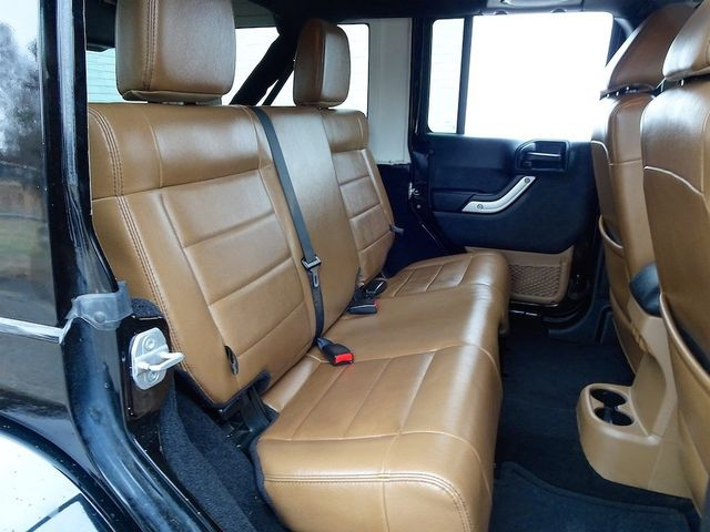 2012 Jeep Wrangler Unlimited Sahara Madison, NC 36
