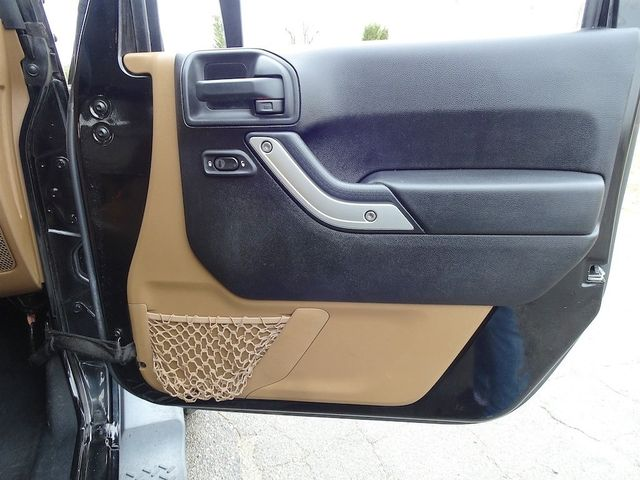 2012 Jeep Wrangler Unlimited Sahara Madison, NC 41