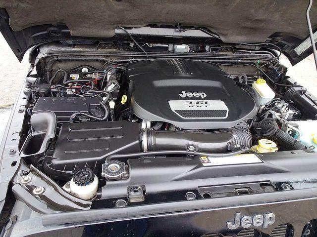 2012 Jeep Wrangler Unlimited Sahara Madison, NC 46
