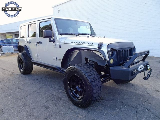 2012 Jeep Wrangler Unlimited Rubicon Madison, NC 1