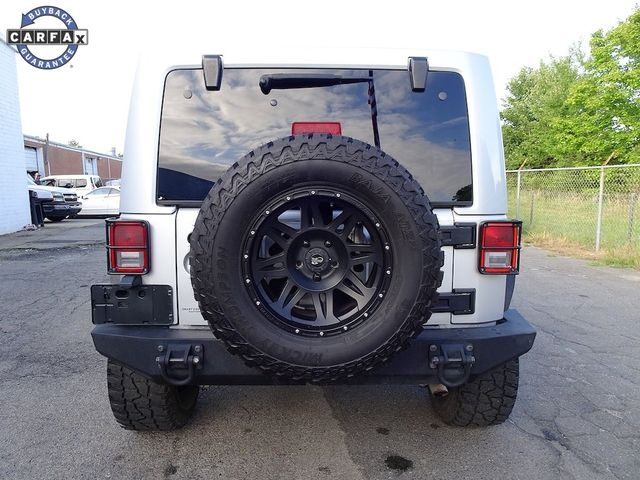 2012 Jeep Wrangler Unlimited Rubicon Madison, NC 3