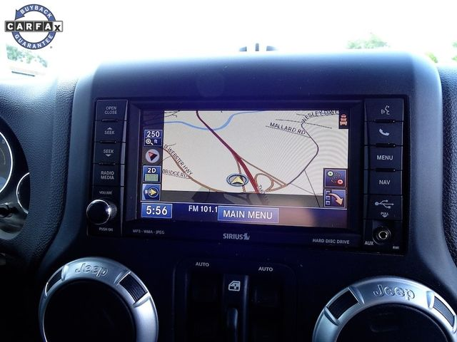 2012 Jeep Wrangler Unlimited Rubicon Madison, NC 41
