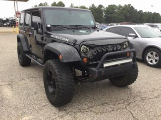 2012 Jeep Wrangler Unlimited Rubicon Madison, NC