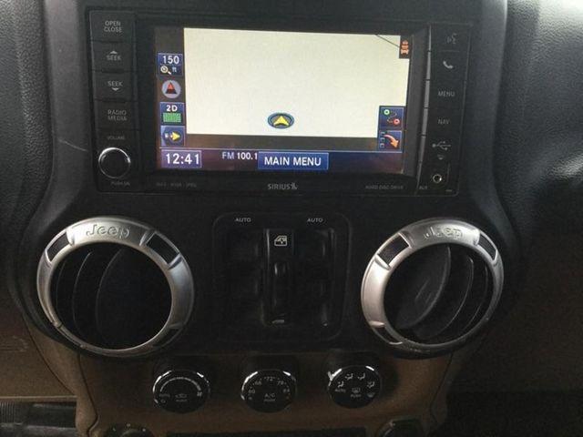 2012 Jeep Wrangler Unlimited Rubicon Madison, NC 3