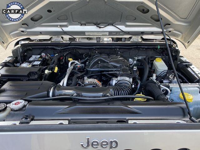 2012 Jeep Wrangler Unlimited Sport Madison, NC 31