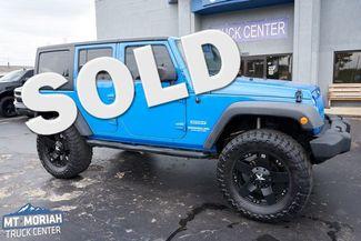 2012 Jeep Wrangler Unlimited Sport | Memphis, TN | Mt Moriah Truck Center in Memphis TN