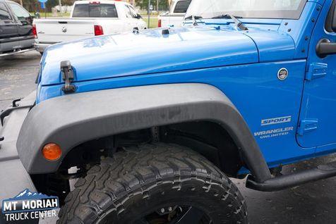 2012 Jeep Wrangler Unlimited Sport | Memphis, TN | Mt Moriah Truck Center in Memphis, TN