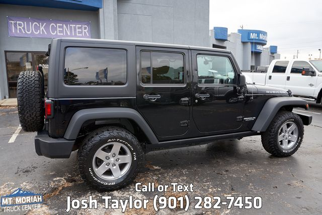 2012 Jeep Wrangler Unlimited Rubicon in Memphis, Tennessee 38115