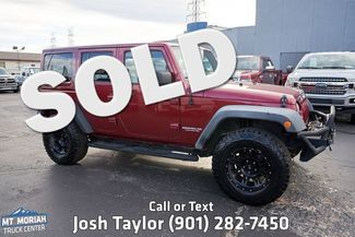 2012 Jeep Wrangler Unlimited Rubicon | Memphis, TN | Mt Moriah Truck Center in Memphis TN