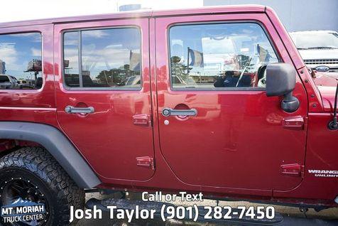 2012 Jeep Wrangler Unlimited Rubicon   Memphis, TN   Mt Moriah Truck Center in Memphis, TN