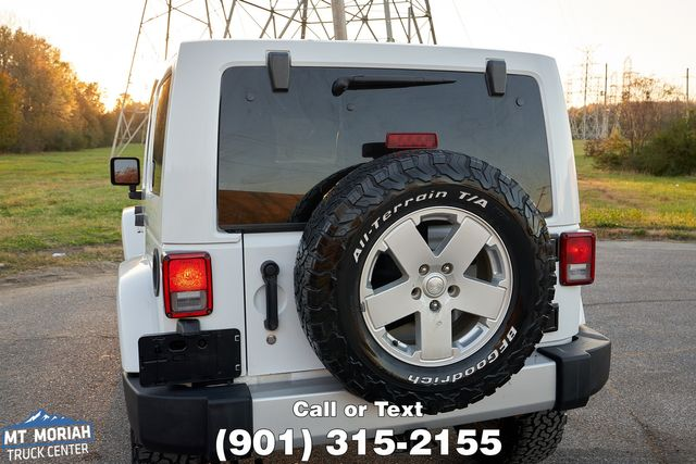 2012 Jeep Wrangler Unlimited Sahara in Memphis, Tennessee 38115