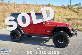 2012 Jeep Wrangler Unlimited in Memphis TN