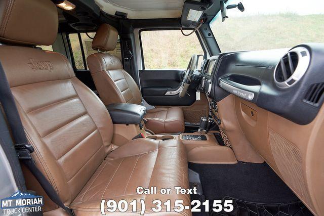 2012 Jeep Wrangler Unlimited Rubicon in Memphis, TN 38115