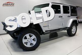 2012 Jeep Wrangler Unlimited Sahara Merrillville, Indiana