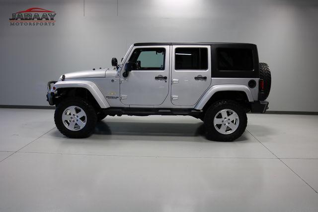 2012 Jeep Wrangler Unlimited Sahara Merrillville, Indiana 34