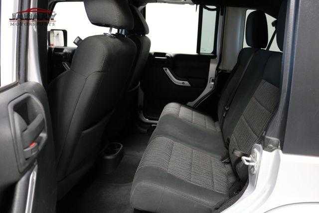 2012 Jeep Wrangler Unlimited Sahara Merrillville, Indiana 12