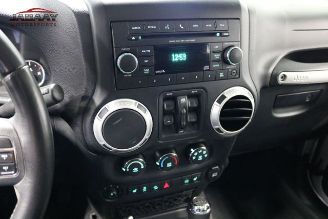 2012 Jeep Wrangler Unlimited Sahara Merrillville, Indiana 19