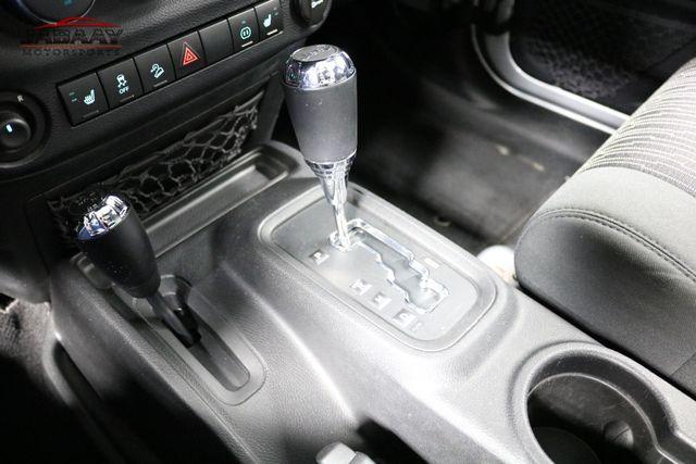 2012 Jeep Wrangler Unlimited Sahara Merrillville, Indiana 21