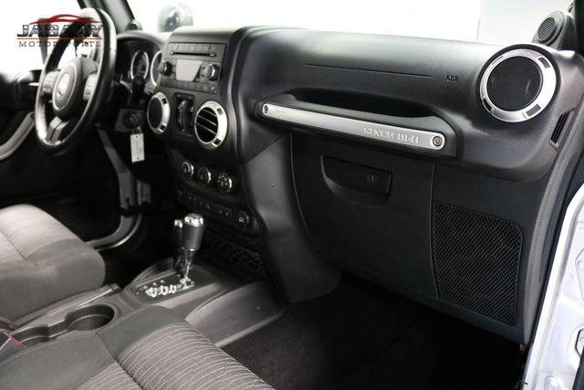 2012 Jeep Wrangler Unlimited Sahara Merrillville, Indiana 16