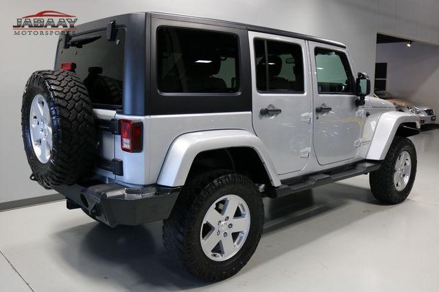 2012 Jeep Wrangler Unlimited Sahara Merrillville, Indiana 4