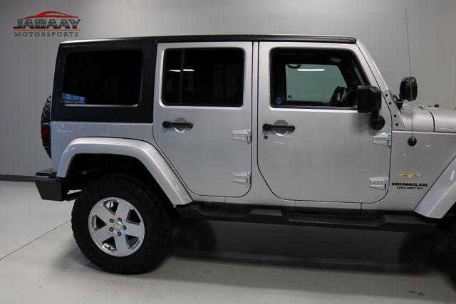 2012 Jeep Wrangler Unlimited Sahara Merrillville, Indiana 36