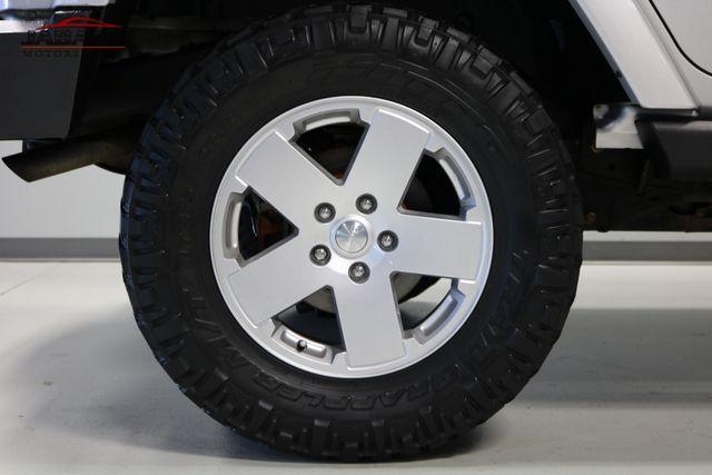 2012 Jeep Wrangler Unlimited Sahara Merrillville, Indiana 44