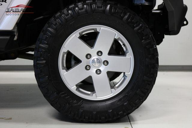 2012 Jeep Wrangler Unlimited Sahara Merrillville, Indiana 45