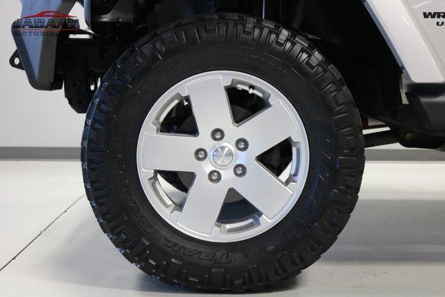 2012 Jeep Wrangler Unlimited Sahara Merrillville, Indiana 42