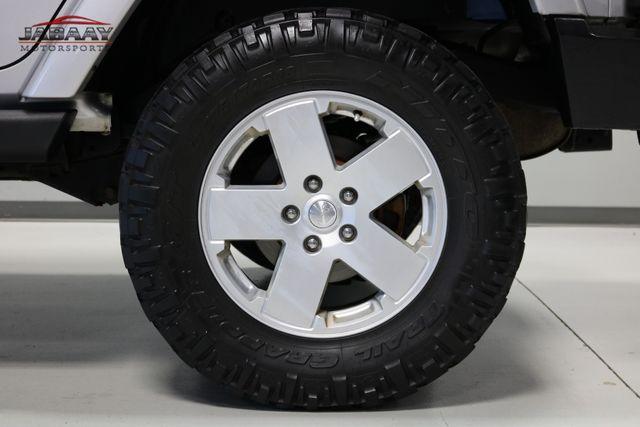 2012 Jeep Wrangler Unlimited Sahara Merrillville, Indiana 43