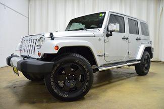 2012 Jeep Wrangler Unlimited Sahara in Merrillville IN, 46410