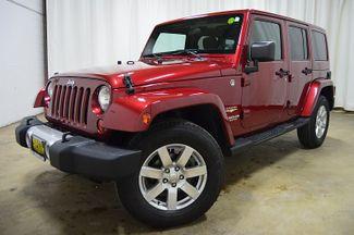 2012 Jeep Wrangler Unlimited Sahara in Merrillville, IN 46410