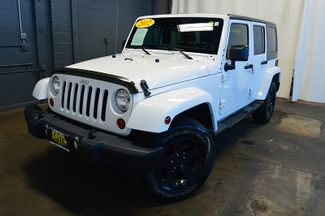 2012 Jeep Wrangler Unlimited Sport in Merrillville, IN 46410