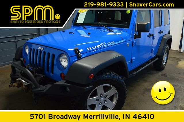 2012 Jeep Wrangler Unlimited Rubicon in Merrillville, IN 46410