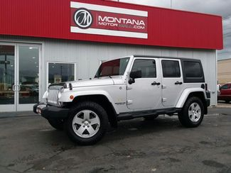 2012 Jeep Wrangler Unlimited Sahara  city Montana  Montana Motor Mall  in , Montana