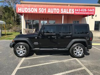 2012 Jeep Wrangler Unlimited Sport | Myrtle Beach, South Carolina | Hudson Auto Sales in Myrtle Beach South Carolina