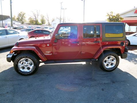 2012 Jeep Wrangler Unlimited Sahara | Nashville, Tennessee | Auto Mart Used Cars Inc. in Nashville, Tennessee