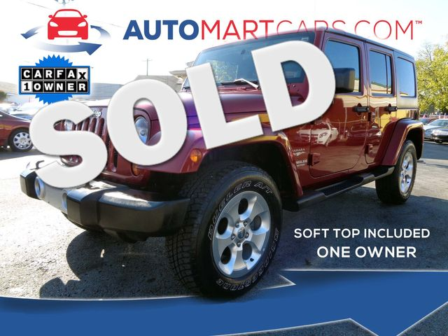 2012 Jeep Wrangler Unlimited Sahara | Nashville, Tennessee | Auto Mart Used Cars Inc. in Nashville Tennessee